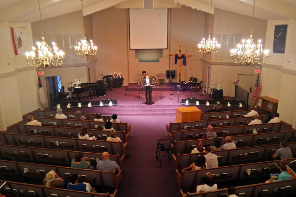 """Церковь """"Свет спасения"""" – Carmichael, CA"""