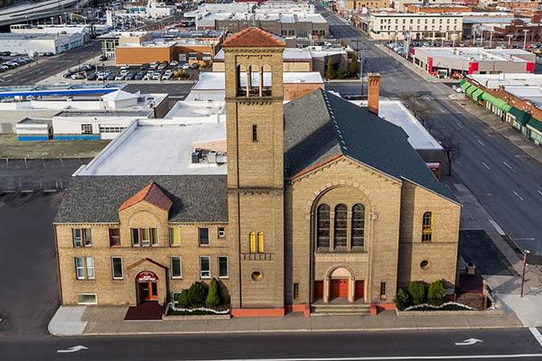 Баптистская церковь Пилигрим – Spokane, WA