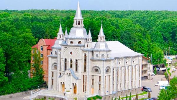"""Церковь """"Дом Евангелия"""" – Винница, Украина"""