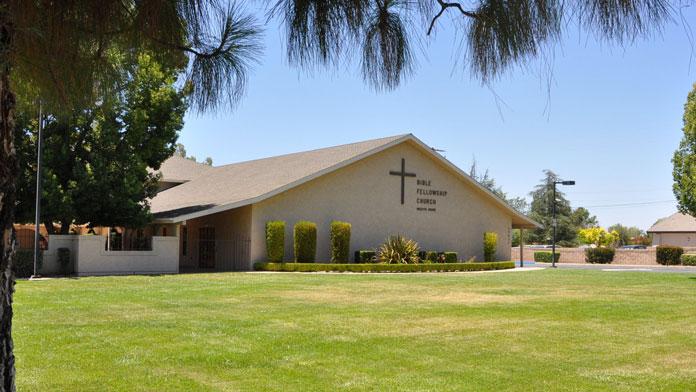 Славянская Баптистская Церковь - Hemet, CA