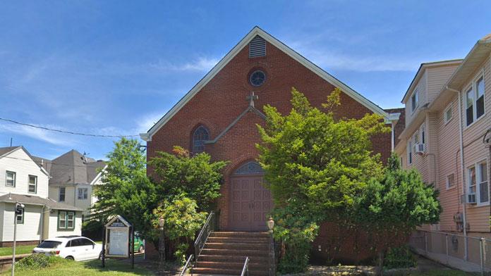 Русско-Украинская баптистская церковь - Passaic NJ